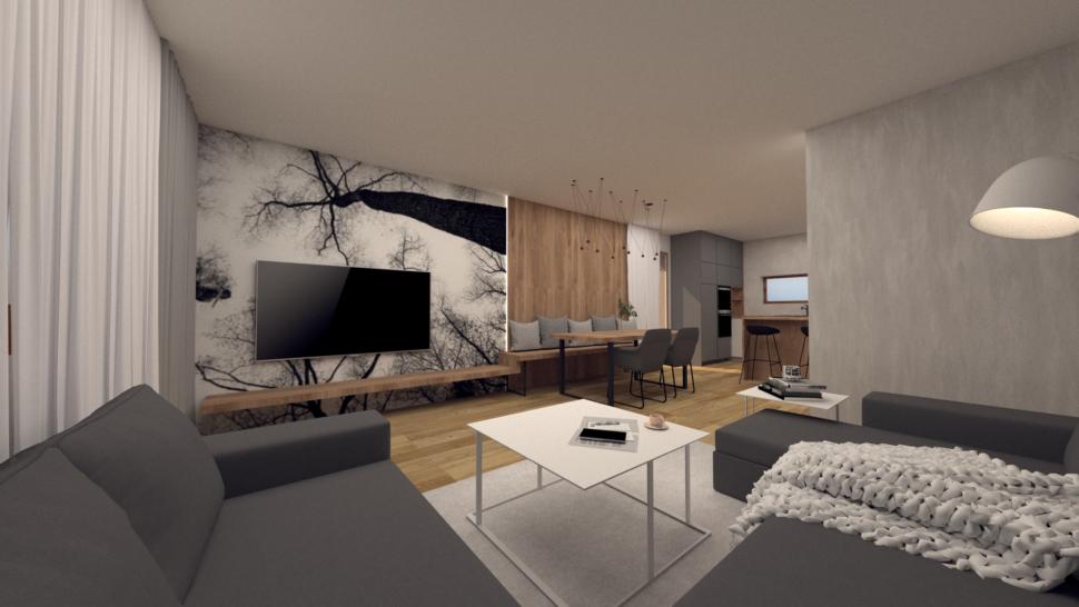 Návrhy interiérů Brno